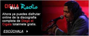 El Cigala Radio