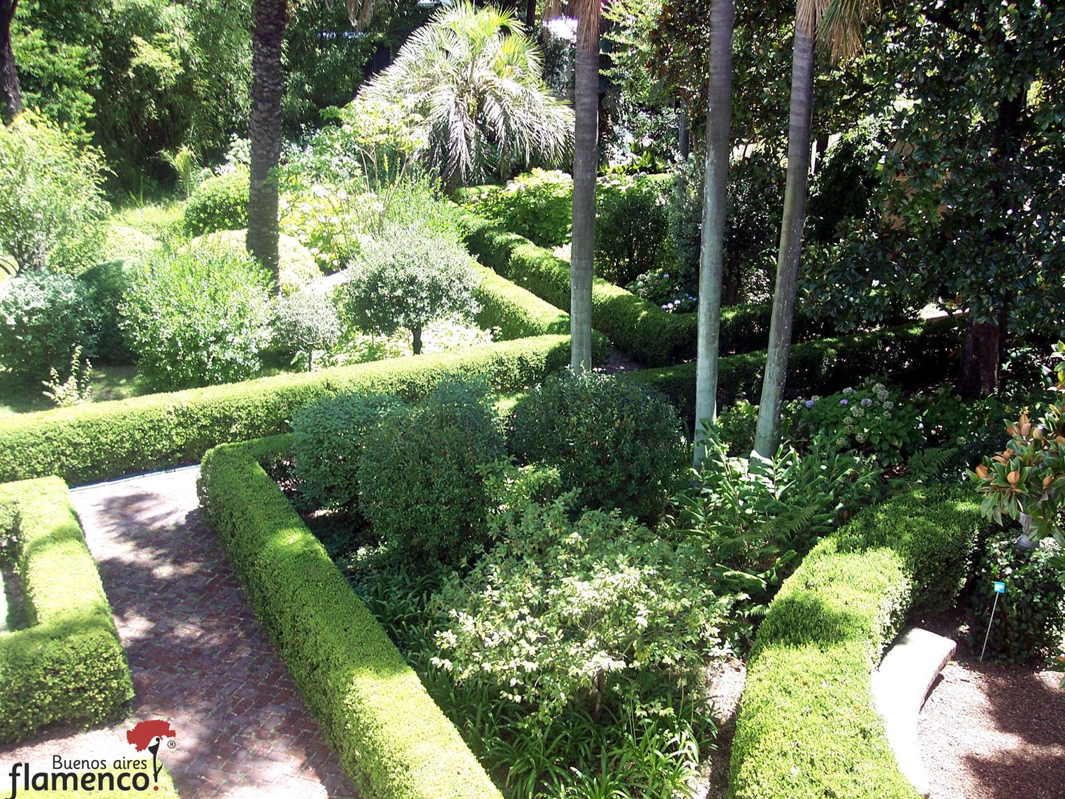 Buenos aires flamenco yo vivo oculto en un para so for Casa jardin buenos aires